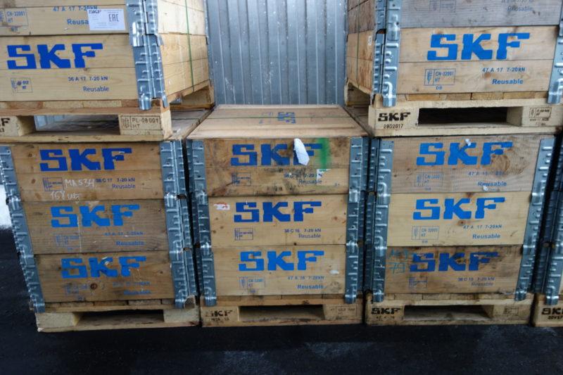Доставка для SKF