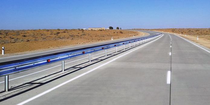 дороги-казахстана